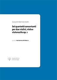 Viotti - Sei quartetti concertanti op. 1 (WII: 1-6)